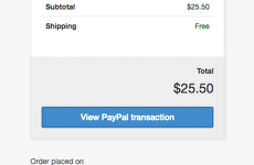"eBay and PayPal's ""View PayPal Transaction"" broken user journey"